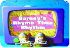 Barney - Barney's Rhyme Time Rhythm [DVD] [Import]